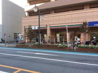 セブンイレブン 志木駅南口店