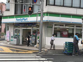 ファミリーマート川越脇田本町店