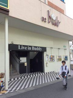 江古田 Live in Buddy