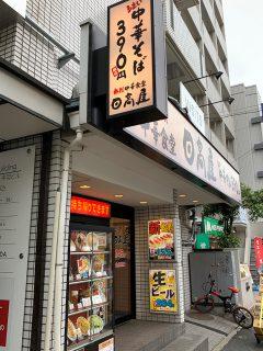 日高屋早稲田